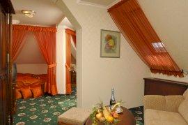 Hotel Park barokk stílusú superior szoba