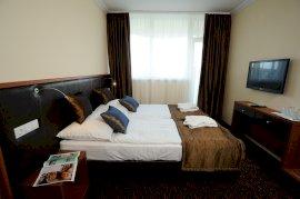 Hotel Eger kétágyas modern stílusú szoba