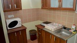 Konyhával felszerelt szoba családok részére
