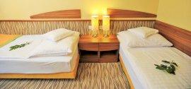 Standard különágyas szoba