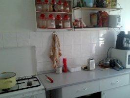 Napsugár Apartman - konyha