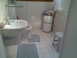 Napsugár Apartman - fürdőszoba