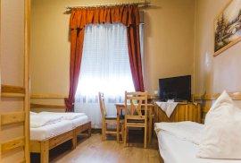 Háromágyas apartman szoba