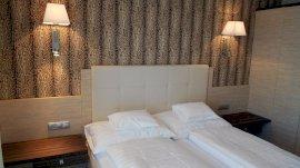 Kétágyas vagy franciaágyas szoba