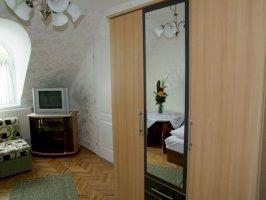 Emeleti 3 szobás apartman