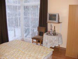 Panorámás classic szoba