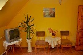 Panorámás superior klimatizált szoba