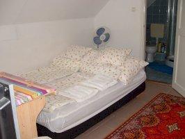Emeleti légkondicionált apartman erkéllyel