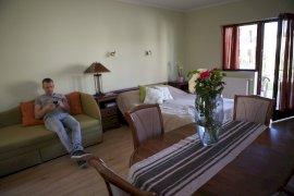 Egy légteres családi apartman