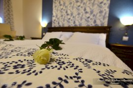 Superior szoba kétszemélyes ággyal-terasszal (Romantikus)