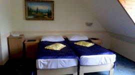 Standard 2 ágyas szoba