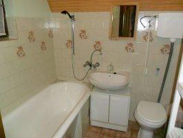 Kő utcai apartman -  Fürdőszoba
