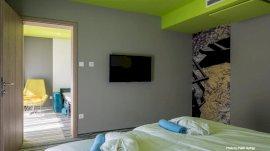 Családi összenyitható szoba
