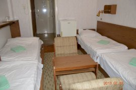 2-4 ágyas szoba