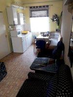 Konyha,étkező emeleti egy hálószobás apartman