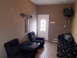 Étkező-nappali rész emeleti egy hálószobás apartman