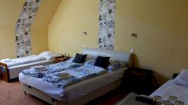 standard 4 ágyas szoba