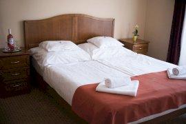 2 ágyas szoba balkonnal