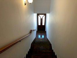 II. és III.Apartman lépcsőfeljáró