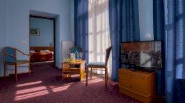 Erzsébet-szárnyi kétlégterű apartman