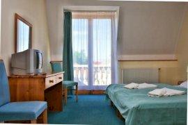 Két személyes szoba erkéllyel