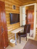 Bagolyvár Rönkház - kétágyas szoba