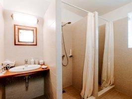 dupla zuhany