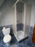 Romantik fürdőszoba