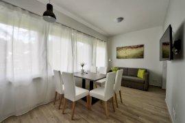 Villa 2 Premium apartman erkéllyel, 2 hálószobás