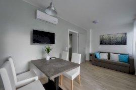 Villa 2 Premium apartman terasszal, 1 hálószobás