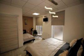 Háromágyas új szoba