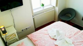 2 fős földszinti standard szoba