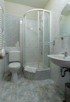 Stúdió szoba standard - fürdőszoba
