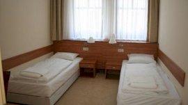 Klímás kétágyas szoba