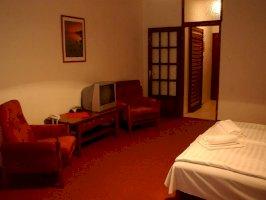 Másfél szobás apartman  4 főig