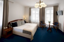 Superior Silver - A képek adott szobakategóriát ábrázolnak. A szoba elrendezése, berendezése a tájolástól függően különböző lehet.