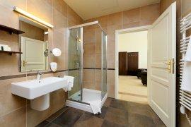 Junior Suite - fürdő