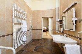 Excutive szoba - fürdő