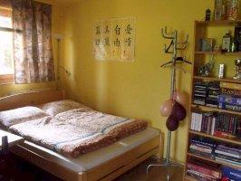 Különbejáratú kétágyas apartman/pótágyazható/