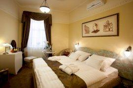 Deluxe kétágyas szoba