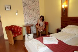 Wolf Hotel szoba