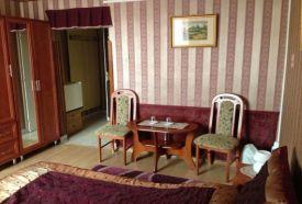 Franciaágyas szoba pótággyal