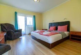 Felújított kétágyas szoba