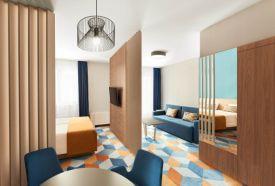 Standard családi apartszoba