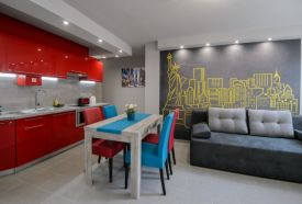 New York apartman