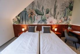 Classic franciaágyas szoba ( pótágyazható )
