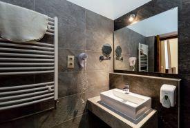 Fürdőszoba 2 ágyas szoba