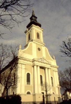 Józsefvárosi római katolikus templom