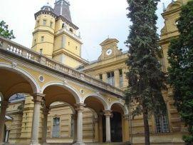 Wenckheim kastély és kastélypark