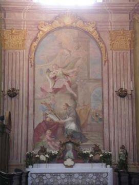 Barokk plébániatemplom